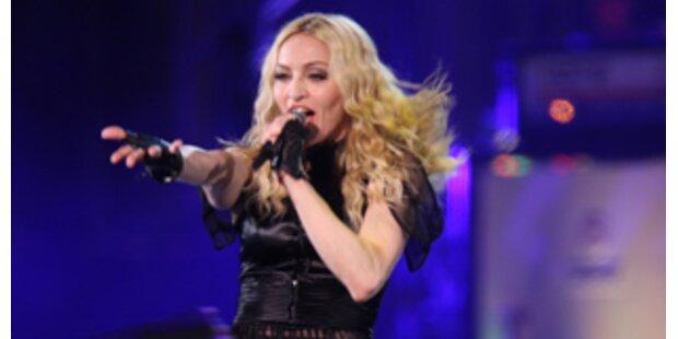 Madonna vergleicht McCain mit Hitler