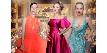 Stimmen Sie ab!: Voting: Wer hatte das schönste Opernball-Kleid?