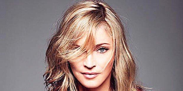 Madonna verweigert das Altern