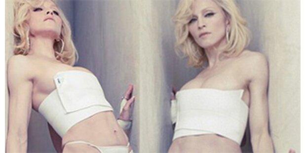 Madonna: Popstar als Fessel-Königin