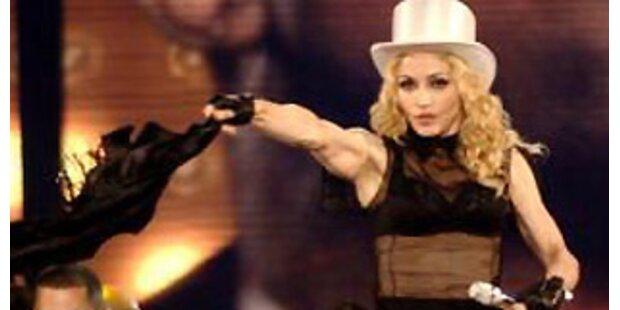 Madonna: Neue Tourdaten