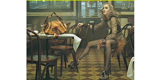 Star-Kampagne- Madonna wirbt für Nobel-Bags