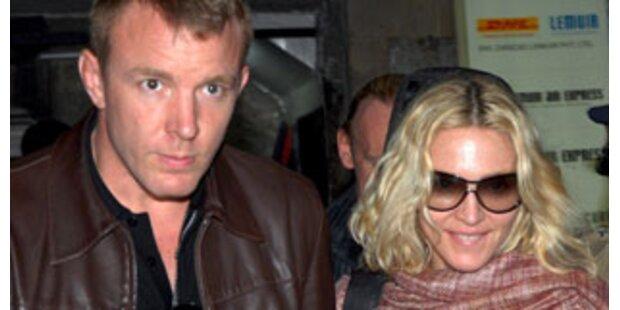 Madonna findet ihre Ehe nach wie vor wunderbar