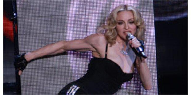 New York: So präsentierte Madonna ihre neue CD