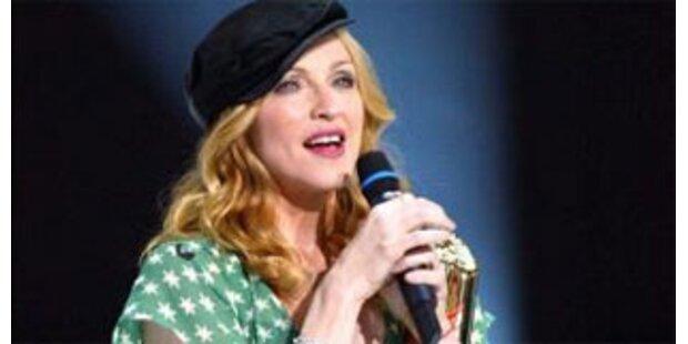Madonna: Run auf die Tickets gestartet!