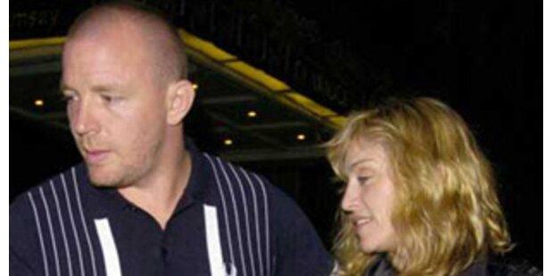 Madonna & Guy - Die Lage spitzt sich zu
