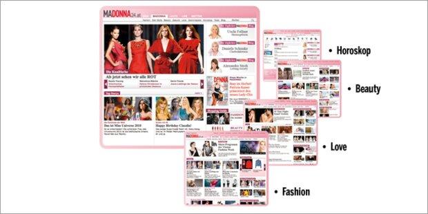 Das Portal für Frauen mit Style