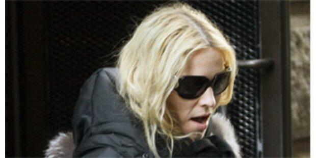 Madonna-Fan bedrohte Guy Ritchie mit Messer