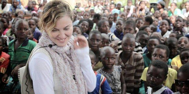 Malawis Regierung kritisiert Madonna