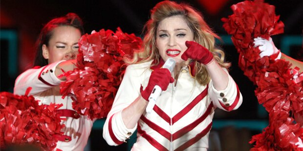 Madonna betreibt