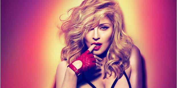 Queen of Pop Madonna im Chart-Duell