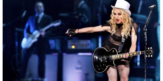 Absage an Madonna