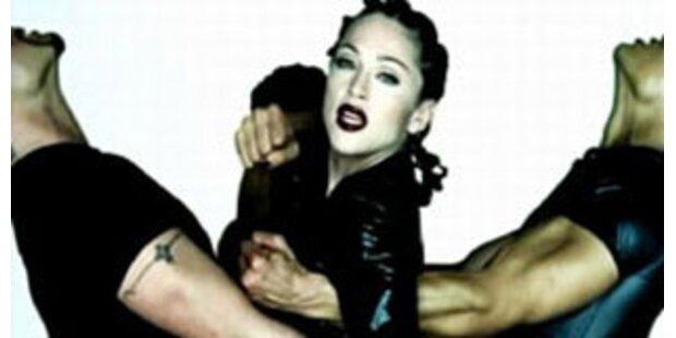 Madonna busy bei der Berlinale und als Sex-Domina