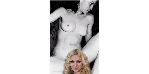 Nacktfoto von Madonna kommt unter den Hammer