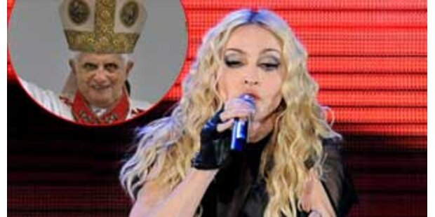 Madonna sang