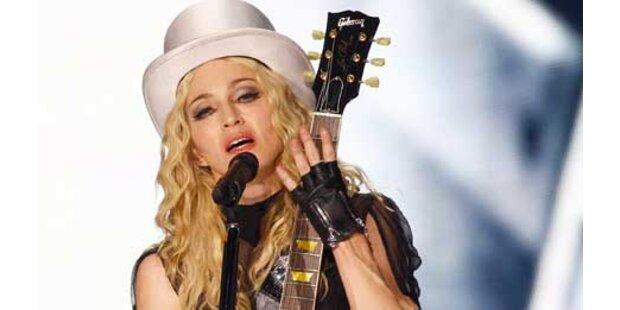Madonna live auf DVD