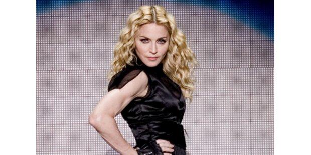 Madonna: Konzert-Absage wegen fehlender Fetzen
