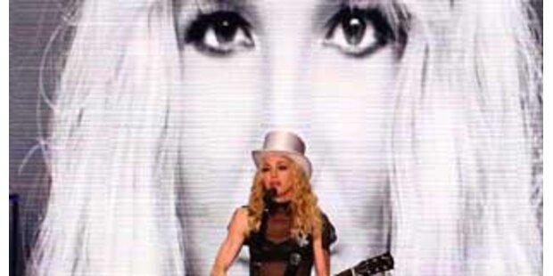 So gewaltig ist Madonnas Tour