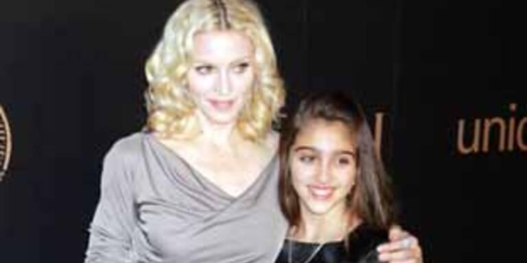 Madonna & Tochter Lourdes