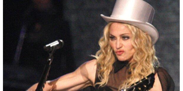 Madonnas Wien-Abrechnung