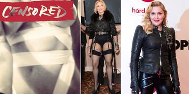 Madonnas extreme Looks