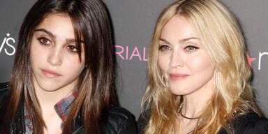 """Madonna: """"Ich bin nicht streng genug"""""""