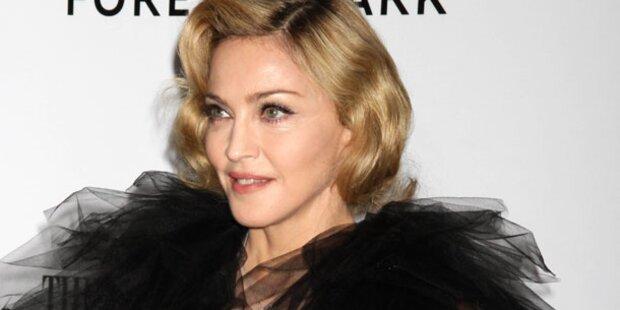 Madonna: Tränen für ihre tote Mutter