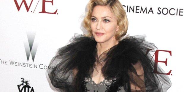 Madonna will wieder Schulen in Malawi bauen