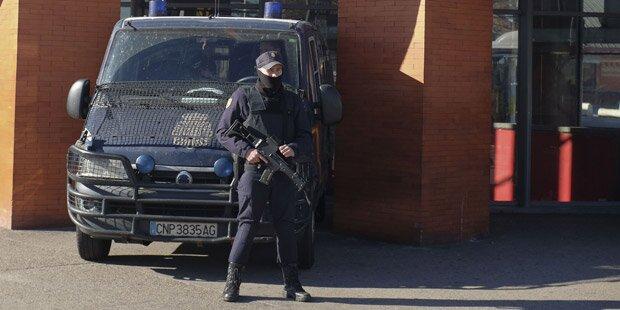 Madrid: U-Bahn wegen Bomben-Alarms evakuiert