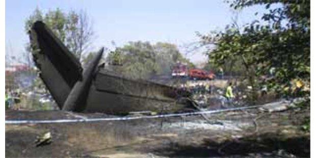 Pilotenfehler bei Madrider Flugzeugabsturz?