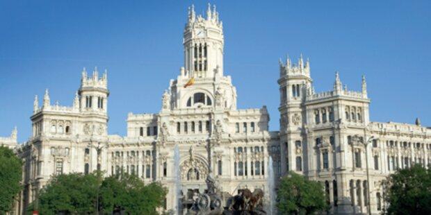 So cool ist Spaniens Hauptstadt
