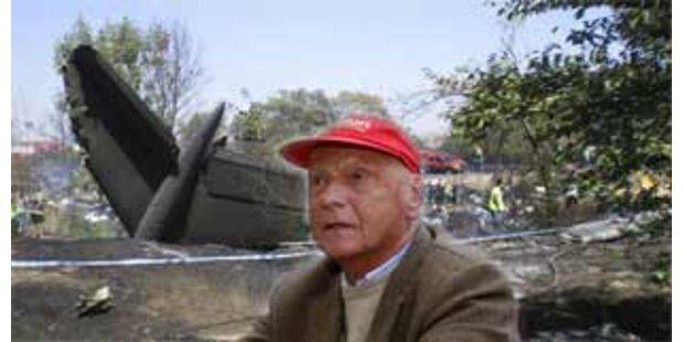 Niki Lauda widerspricht spanischen Ermittlern
