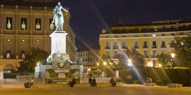 Königlicher Trip nach Madrid