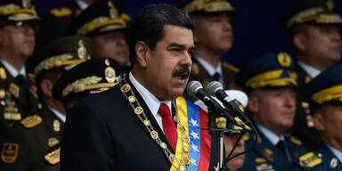 Nationalgardisten verweigern Maduro die Gefolgschaft