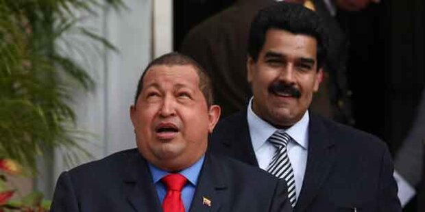 Aufregung über Chavez-