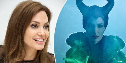 Jolie identifiziert sich mit Maleficent