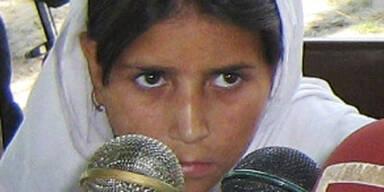 Mädchen mit Sprengstoff, Pakistan