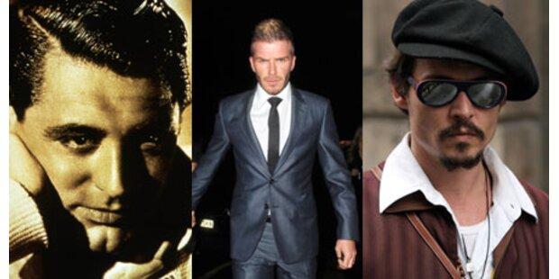 Cary Grant schlägt Becks, Depp & Co.