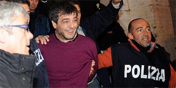 Berüchtigter Mafiaboss gefasst