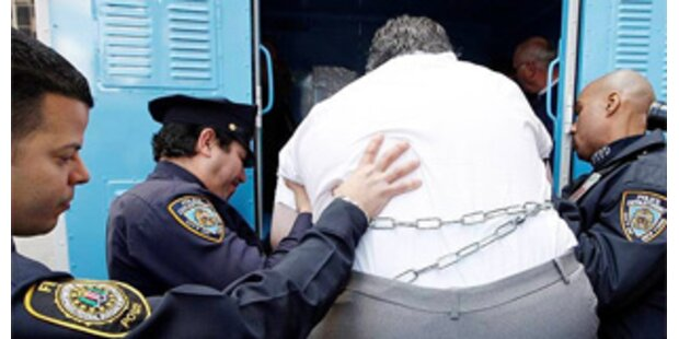 Polizei nimmt 41 Mafia-Verdächtige fest
