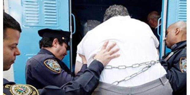 40 Mafiosi in italien festgenommen