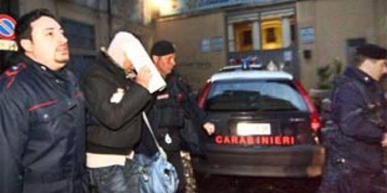 Mafia-Pate in Neapel gefasst