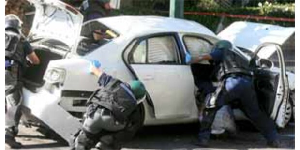 Israelischer Mafia-Boss bei Auto-Explosion getötet