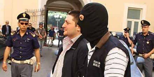 Polizei nahm Kopf eines Camorra-Clans fest