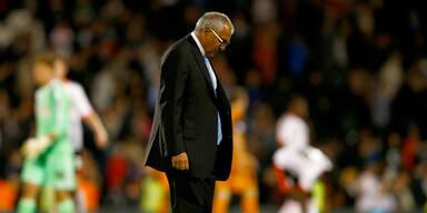 Fulham feuert Coach Magath