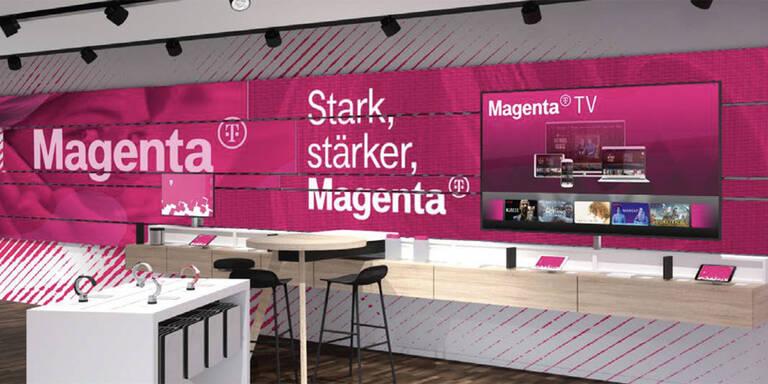 Magenta: Neue Internet-Tarife und 4K-TV-Box