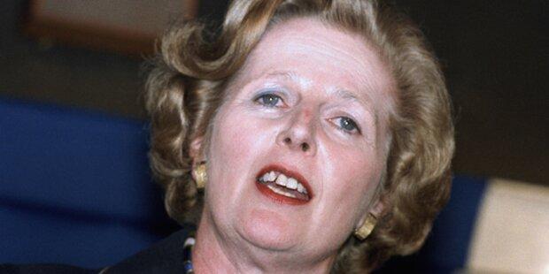 Margaret Thatcher verstorben