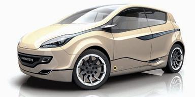 Der Mila EV von Magna; Bild: Hersteller