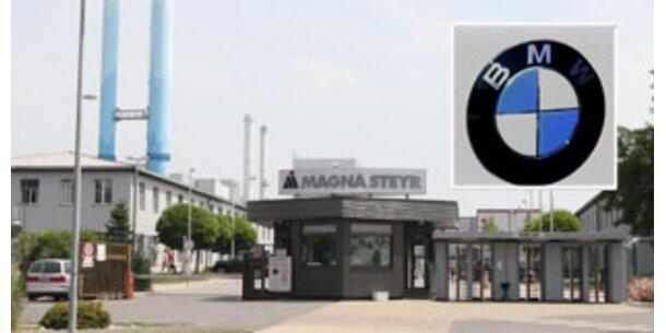 BMW baut Gelände-Mini in Graz