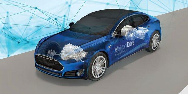 E-Auto-Bau: Magna-Deal in China